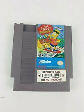 The Simpsons: Bart vs the Space Mutants Nintendo Entertainment System NES