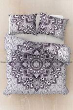 Indian cotton mandala flower duvet quilt cover bohemian bedding comforter cover
