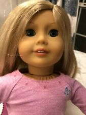 New ListingAmerican Girl Truly Me/Just Like You #22 - 18 Inch Doll Blue Eyes Blond Hair