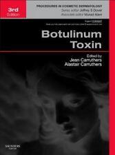 NEW - Botulinum Toxin: Procedures in Cosmetic Dermatology Series, 3e
