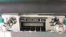 Radio & Fascia to suit EH & EJ Holden. 200Watt, AM/FM.