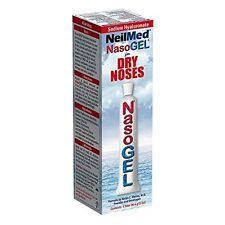6 Pack - NeilMed NasoGel Saline Gel for Nasal Passages 1oz Each