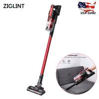 2-in-1 Cordless Handheld Stick Vacuum Cleaner Carpet Floor Clean 8000Pa Suction