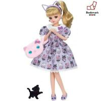 New Licca-chan Doll Cat-Cord F/S from Japan