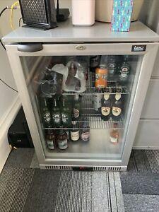 LEC Commercial Bottle Cooler fridge