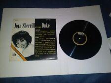 Joya Sherrill  Sings DUKE   / 20 Th Century Fox 4170 , stereo   [  D  ]