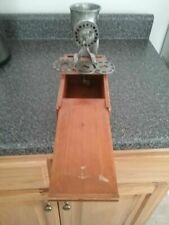 VINTAGE CLIMAX 51 MEAT GRINDER MADE IN THE U.S.A.