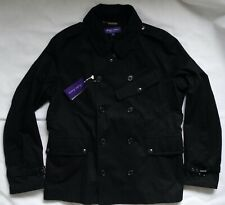 Ralph Lauren Purple Label Black Parka Gr L