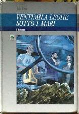 VENTIMILA LEGHE SOTTO I MARI Verne 1^'89 AEMMEZETA I BIRILLI Minozzi Gattia AMZ