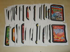 2012 Topps Wacky Packages Set 55 Cards