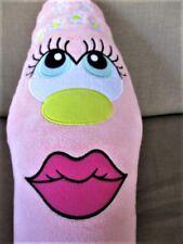 "Kooky Krew 19 ""Olivia"" # 147 Pink Mock Pen Advertising Girl 24 "" Tall"