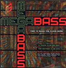 """Megabass/Mastermixers(7"""" Vinyl P/S)Time To Make The Floor Burn-Telstar-VG+/VG"""