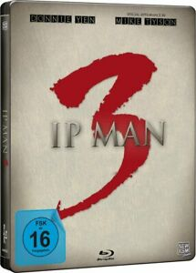 IP Man 3 (Steelbook Limited Edition) inkl. Booklet und 2xPostkarten Blu-ray! OVP