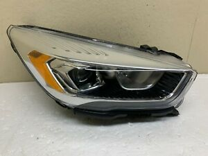 2017 2018 2019 Ford Escape Right Headlight Halogen LED OEM