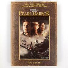 Pearl Harbor (DVD, 2001, 2-Disc Set, 60th Anniversary Commemorative Edition)
