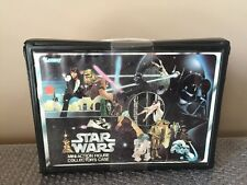 Kenner Star Wars RARE Vintage 1977 Vinyl Carrying Case New Look!!