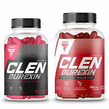 TREC NUTRITION CLENBUREXIN - Legendary Thermogenic Fat Burner - Weight Loss