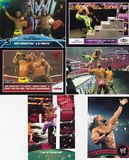 TOPPS WWE 6 KOFI KINGSTON WRESTLING CARDS R-TRUTH IS ON A COUPLE OF THEM