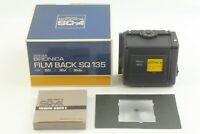 [ Rare!! Screen Set ] Zenza Bronica SQ 135 W 35mm Film Back For SQ SQ-A Ai JAPAN
