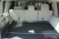 Kofferraumwanne passend für Jeep Commander 4x4/5-Türer ab 06, 3-Reihe umgeklappt