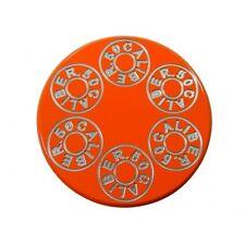 Gas Cap Orange Cnc Billet Aluminium 2008-Up Polaris Rzr 2008-Up Polaris Ranger