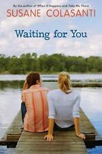 Waiting for You by Susane Colasanti (2009, Hardcover)