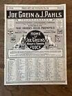 VTG Grein & Pahls 1932 Catalog Bar Saloon Distilling Supplies Prohibition Era