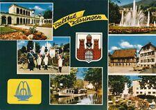 (Welt) Bad Kissingen , Ansichtskarte ,1966 gelaufen