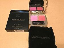 Dolce & Gabbana The Eyeshadow Smooth Eye Colour DUO**103 BLOSSOM** New In Box
