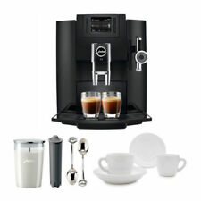 JURA E8 Automatic Coffee Machine - Piano Black