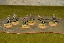 1/56 28mm DPS painted WW2 Bolt Action DAK German Rifleman Squad AP0481