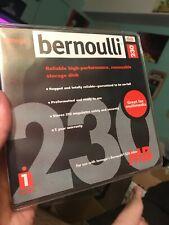 Bernoulli iomega Disk 230 Storage Disk - Brand New