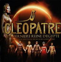 Compilation 2xCD Cleopâtre - La Dernière Reine D'Egypte - France (EX/M)