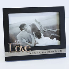 Love Picture Photo Frame Gift Idea for Someone Special