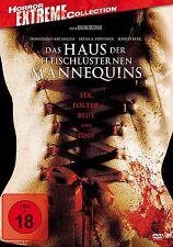 Das Haus der fleischlüsternen Mannequins ( Horrorfilm UNCUT ) mit Irena Violette