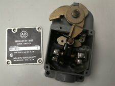 801CMC21 Allen-Bradley Limit Switch