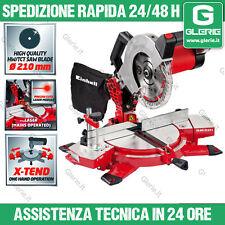 Troncatrice per legno radiale sega con laser EINHELL TE-MS 2112 L 4300840 1800W