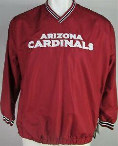 Arizona Cardinals NFL Men's V-Neck Pullover Windbreaker