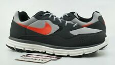 NIKE LUNARWOOD + NEW SIZE 15 METALLIC SILVER CHALLENGE RED 396573 006