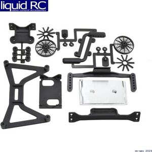 RPM R/C Products 70920 No Clip Body Mounts: Slash 4x4