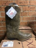 "Twisted X 13"" Men's Western Cowboy Boots Size 8.5 *Brand New* RRP$320"
