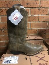 """Twisted X 13"""" Men's Western Cowboy Boots Size 11 *Brand New* RRP$320"""