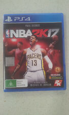 NBA 2K17 PS4 Game (NEW)