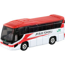 TOMIKA 72 Hino Selega JR Bus Tohoku Komachi Color Takara Tomy