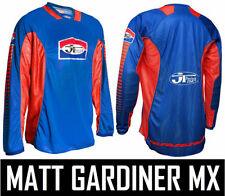 Vestimenta color principal azul talla M para motocross y enduro
