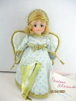 """8"""" Madame Alexander Shirley's Doll House Angel Face no box or stand"""