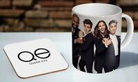 Queer Eye Tea - Coffee Ceramic Mug Coaster Gift Set