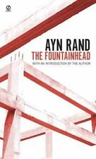 The Fountainhead-Ayn Rand classic-Centennial edition-Combined shipping