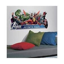 RoomMates - Avengers Assemble Personalization Wall Decals