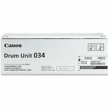 Canon Drum Unit f/ MF810CDN/820CDN 34 000 Page Yield BK DRUM034BK